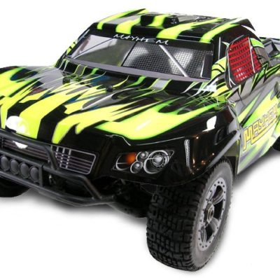 Mega Mayhem 1:8 4WD 2.4GHz