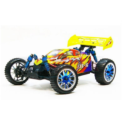 Himoto EXB-16 Brushless 2,4 GHz 432(HSP Troian Pro)