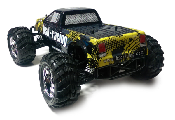 BSD RACING 706T 110 4WD1