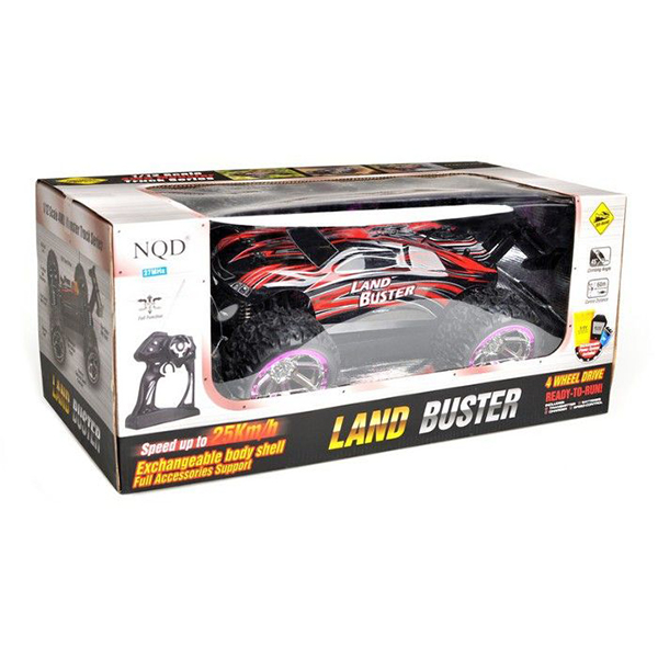 NQD Land Buster 112 Monster Truck 2740MHz RTR5