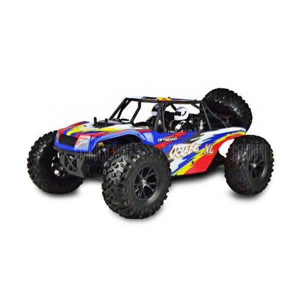 VRX Racing: Octane XL EBL 2.4GHz - bezszczotkowy