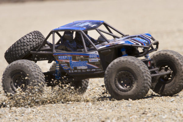 Axial RR10 Bomber 4WD 110 RTR3