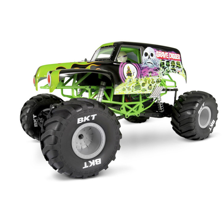 Axial SMT10 Grave Digger Monster Truck 4WD 110 RTR