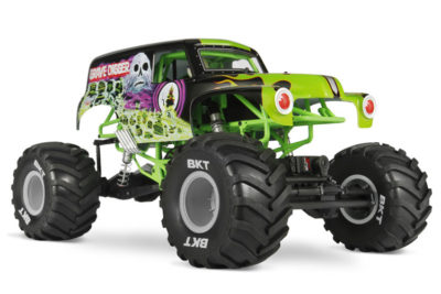 Axial SMT10 Grave Digger Monster Truck 4WD 110 RTR1