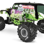 Axial SMT10 Grave Digger Monster Truck 4WD 110 RTR4