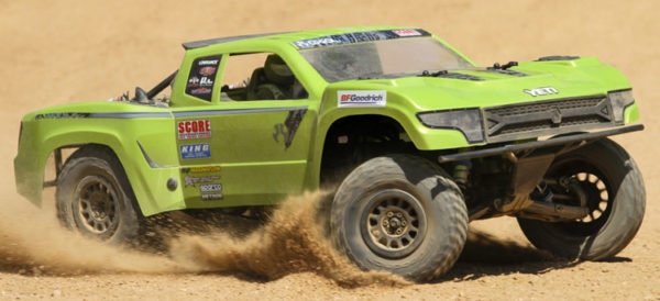 Axial Trophy Truck 4WD 110 RTR6