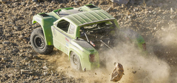 Axial Trophy Truck 4WD 110 RTR7