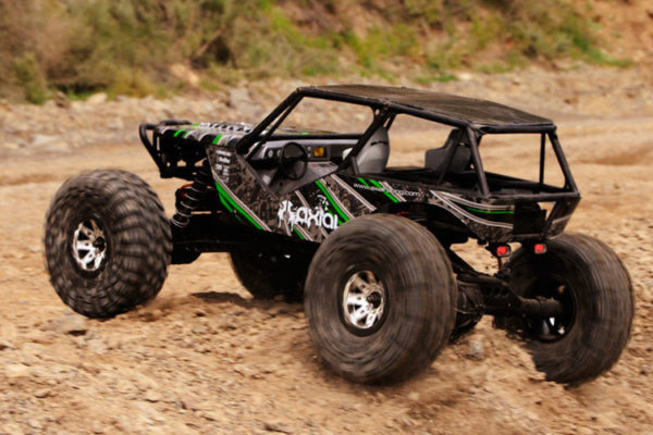 Axial Wraith Rock Racer 110 RTR3