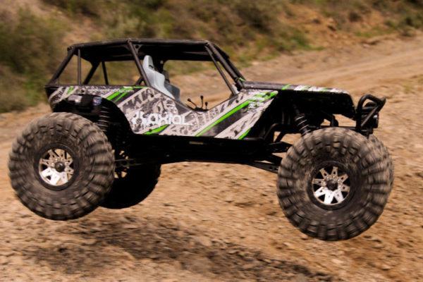 Axial Wraith Rock Racer 110 RTR4