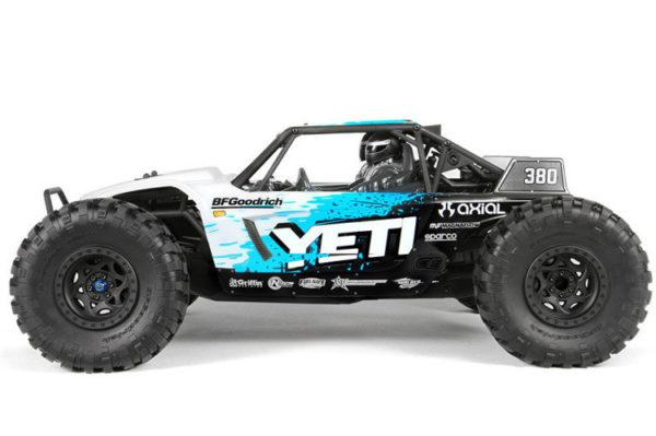 Axial Yeti Rock Racer 4WD, Truck 110 RTR5
