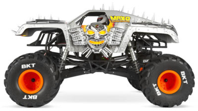 MAX-D Monster Truck 110 AXIAL1