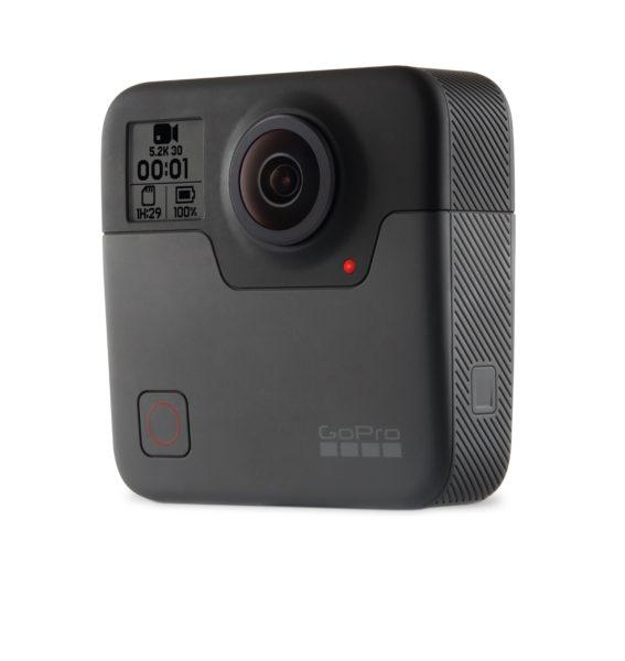 GoPro Fusion 3601