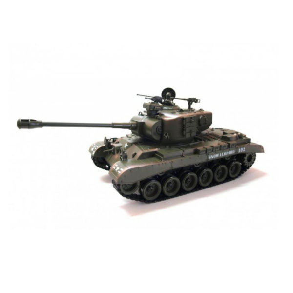 American M26 1:18 40MHz RTR ASG