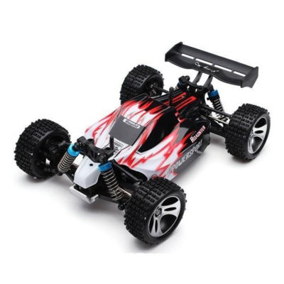 WL High Speed Buggy 118 4WD 2.4GHz