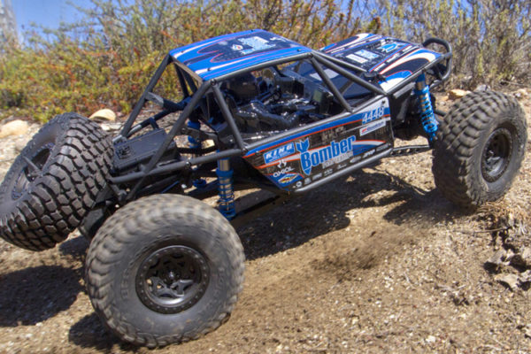 Axial RR10 Bomber 4WD 110 RTR5