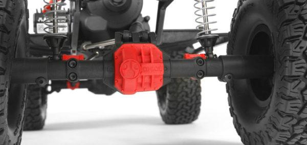 Axial SCX10 II 2000 Jeep Cherokee 4WD 110 RTR6