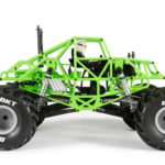 Axial SMT10 Grave Digger Monster Truck 4WD 110 RTR3