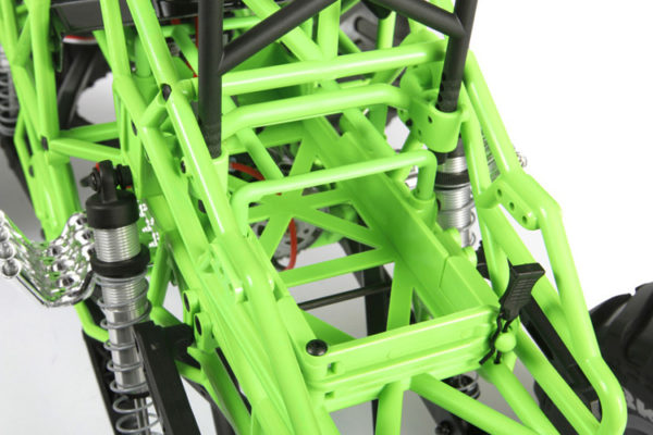 Axial SMT10 Grave Digger Monster Truck 4WD 110 RTR5