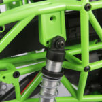 Axial SMT10 Grave Digger Monster Truck 4WD 110 RTR6