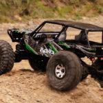 Axial Wraith Rock Racer 110 RTR3