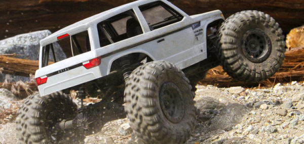 Axial Wraith Spawn 4WD 110 RTR1