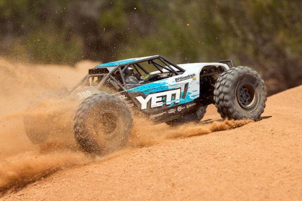 Axial Yeti Rock Racer 4WD, Truck 110 RTR8