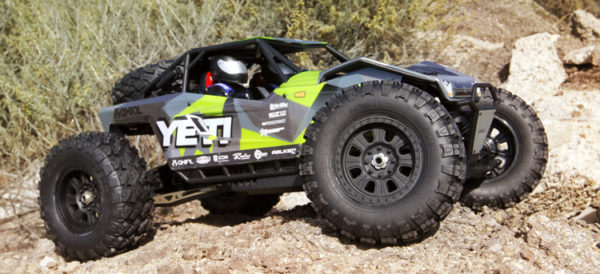 Axial Yeti XL Monster Buggy 18 Kit8