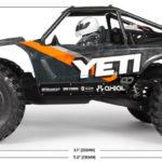 Axial YETI JR Rock Racer 4WD 118 RTR2