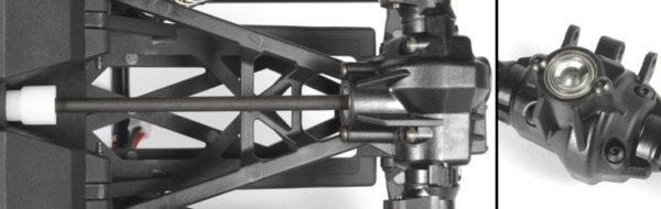 Axial YETI JR Rock Racer 4WD 118 RTR5