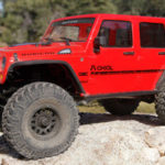 Jeep Wrangler SCX10 CRC 4WD 110 RTR AXIAL (AX90060)