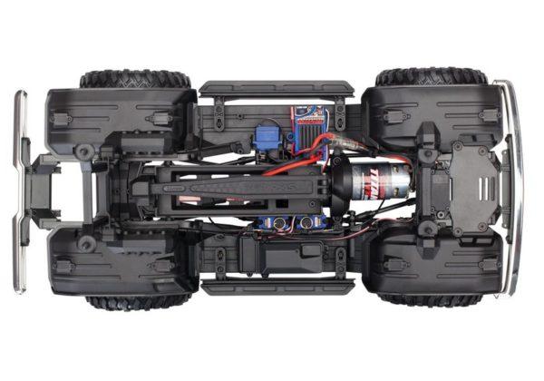 TRX-4 FORD BRONCO RANGER XLT7